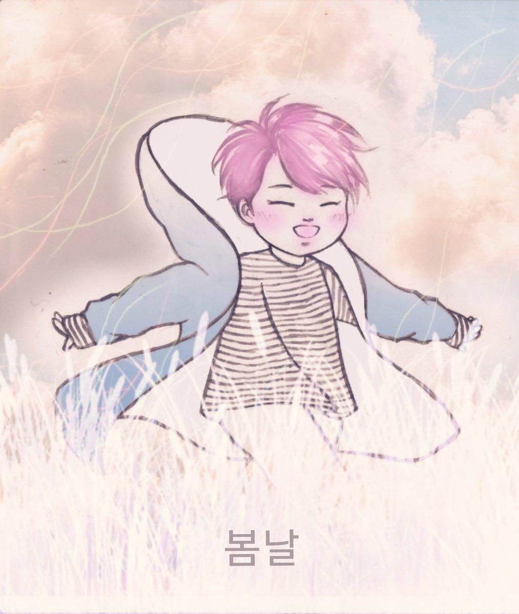 I&#39;m missing you @BTS_twt  #BBMAs  #BBMAsTopSocial and BTS #BTS #btsfanart #JIMIN #박지민 #지민 #봄날 #TimelessSpringDay <br>http://pic.twitter.com/ljFgs9MhTa