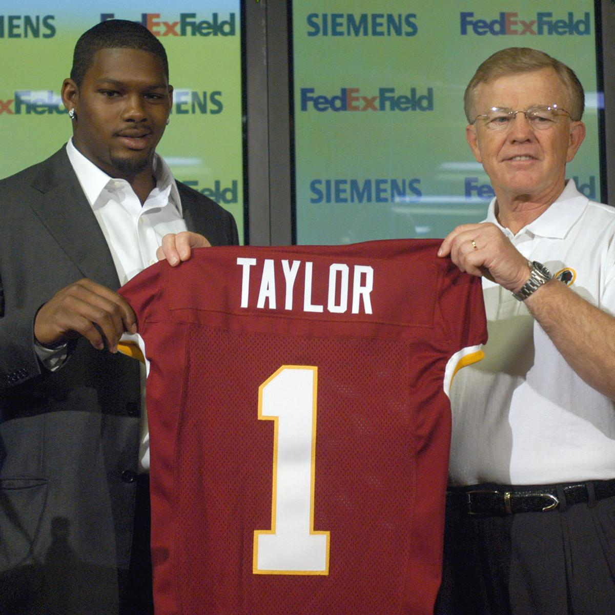 Washington Redskins's photo on Draft Day