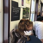 Image for the Tweet beginning: Year 8 French pupils searching