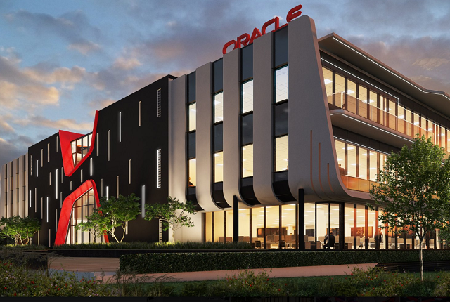With the launch of the @Oracle_Africa offices in South Africa @Oracle shows its commitment to the continent &amp; the environment. The offices boast a 4 Green Star rating for energy, water &amp; waste. See it: #emeapartners @Oracleemeaps @fjtorres @businesstechSA  http:// bit.ly/2DAfNAd  &nbsp;  <br>http://pic.twitter.com/qANtvPRu4Z