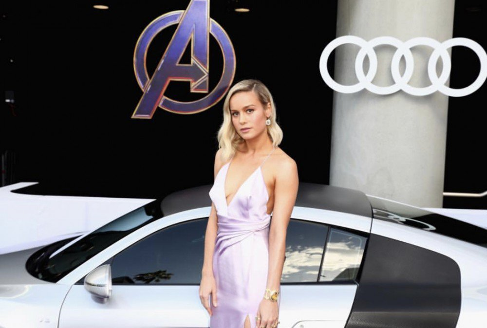 [UCC] Captain Marvel Brie Larson is a fan of Girls Generation  https://www. allkpop.com/article/2019/0 4/captain-marvel-brie-larson-is-a-fan-of-girls-generation &nbsp; … <br>http://pic.twitter.com/oMPAMj7ZvO