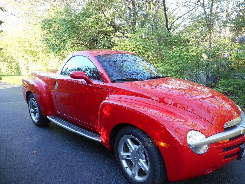 eBay: 2004 Chevrolet SSR 2004 chevy ssr like new bought it as a classic car willing to sell 6000 miles rover.ebay.com/rover/1/711-53… #classiccars #cars