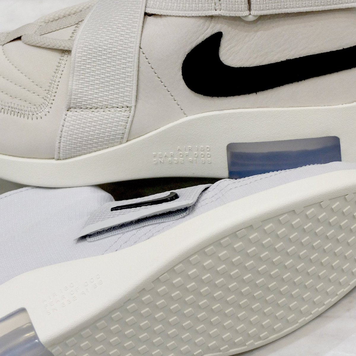131d100ae6f ONLINE RAFFLES are now OPEN for the Nike Air Fear of God 180
