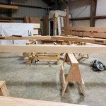 Image for the Tweet beginning: Some trusses the crew are