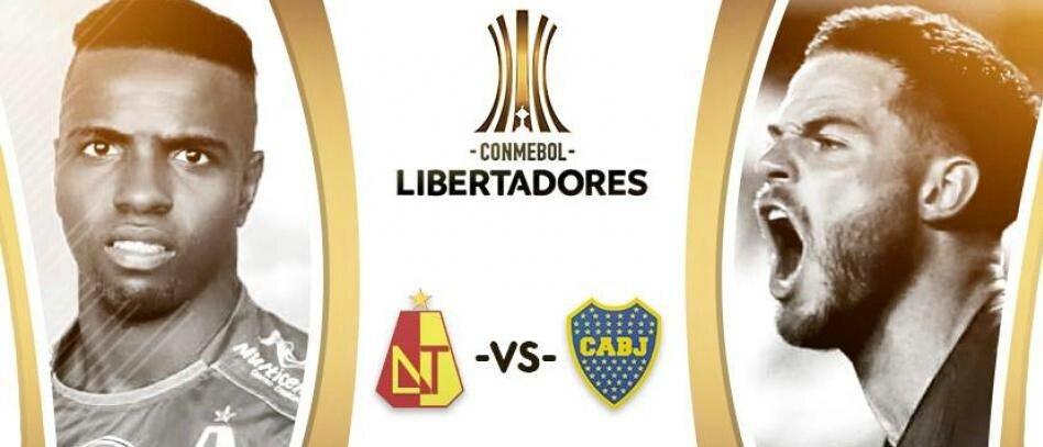 #CopaLibertadores - #GrupoG Miércoles 24/4 21.30 #DeportesTolima- #Boca Árbitro:Víctor Hugo Carrillo (Perú) Hora:21.30 Estadio:Manuel Murillo Toro TV:Fox Sports (@PokerBostero )