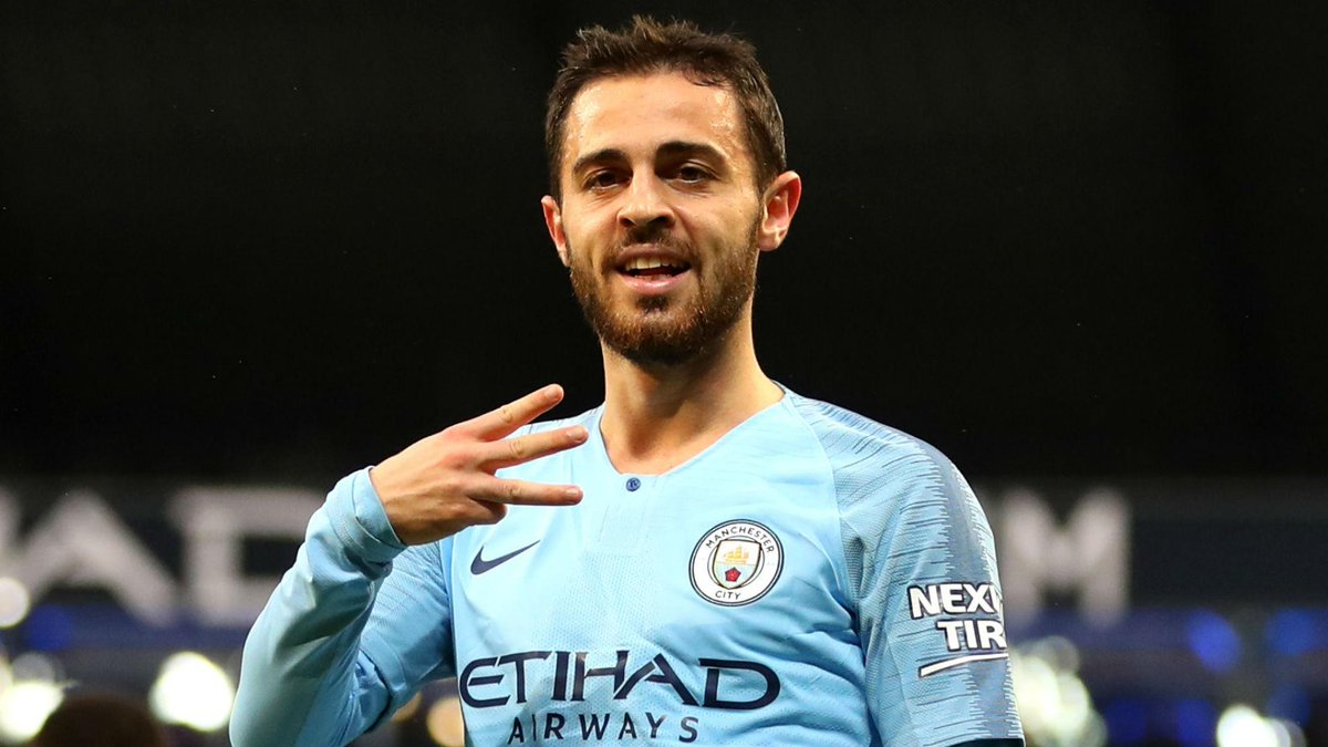Bernardo Silva makes his 100th appearance in all competitions for Man City!  What&#39;s your favourite Bernardo memory?  #MUNMCI #ManCity<br>http://pic.twitter.com/rmvIOLgx3i