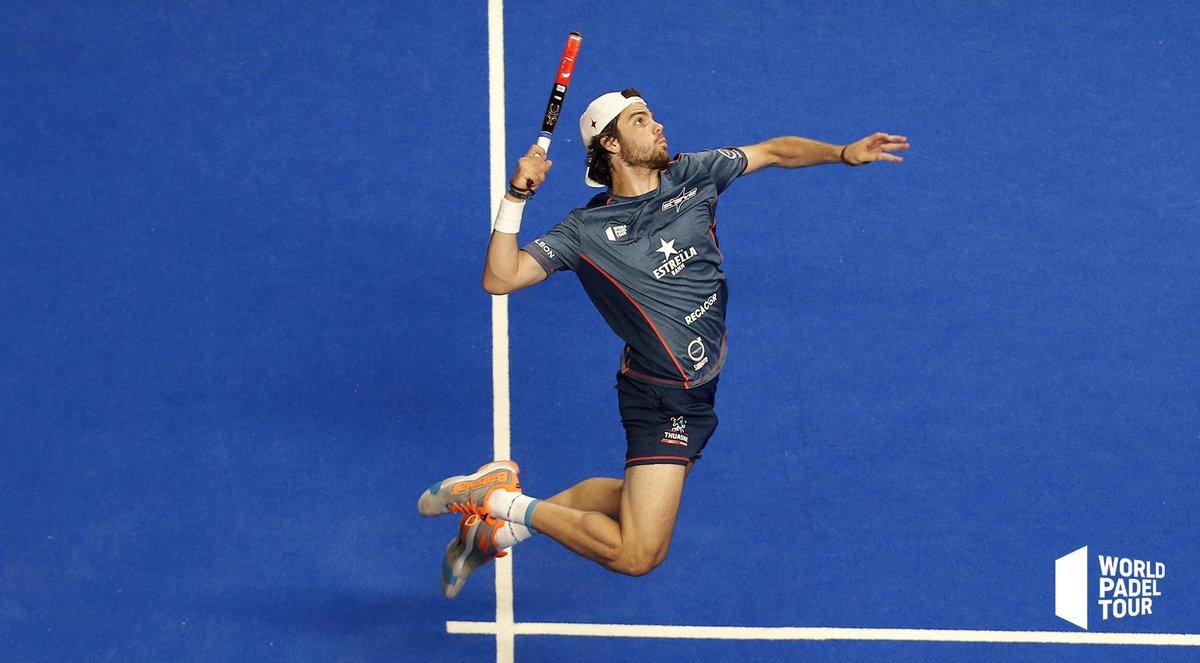 Javi Garrido y Martín Di Nenno debutaron con victoria en los dieciseisavos del Alicante Open