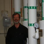 Image for the Tweet beginning: Reynolds' project development mgr John