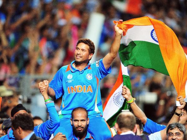 Birthday, Happy Sachin Tendulkar Sir G to you..!!!