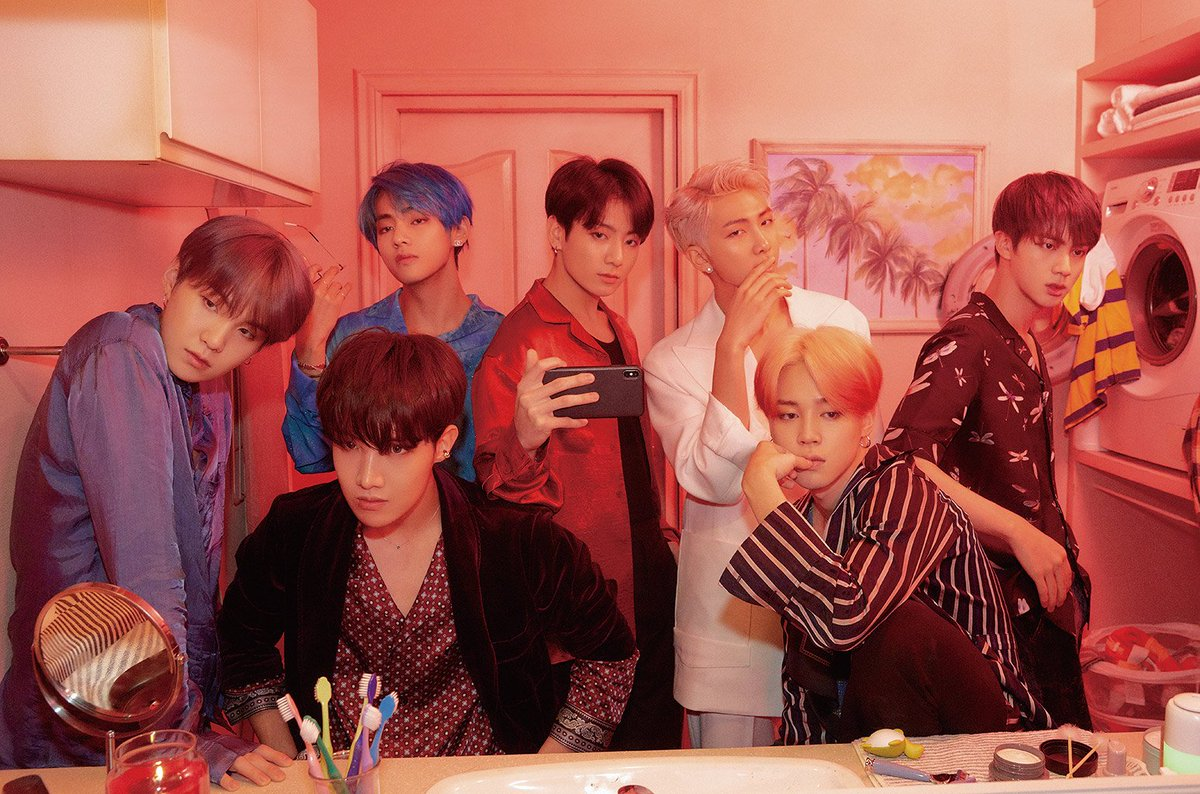 Moves on the @billboardcharts   @BTS_twt top the #Artist100 for the third week  https:// blbrd.cm/uIQSOU  &nbsp;  <br>http://pic.twitter.com/YcxctDTr9j