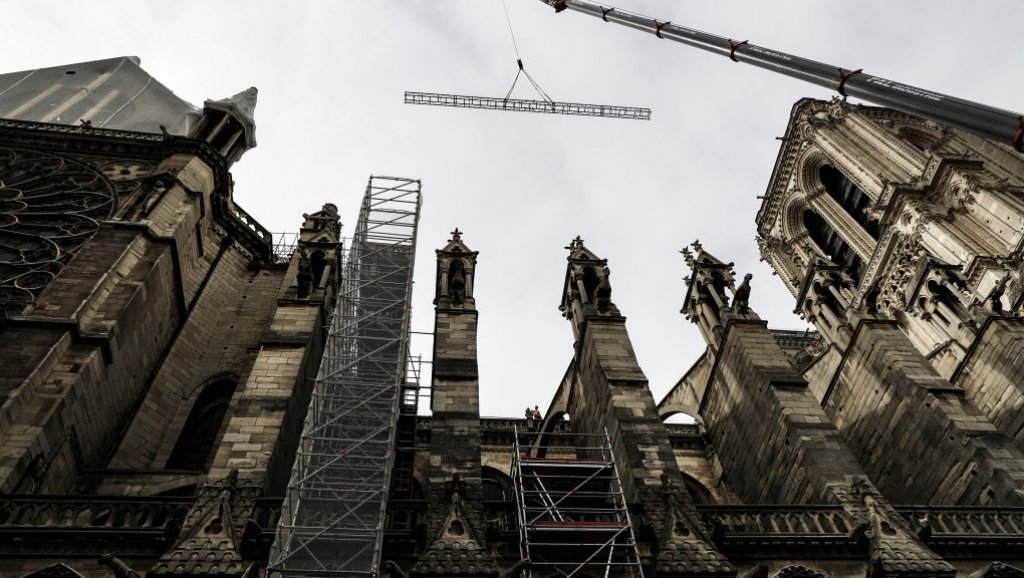 Notre-Dame fire investigation focuses on safety violations, lack of preparedness f24.my/4p69.t