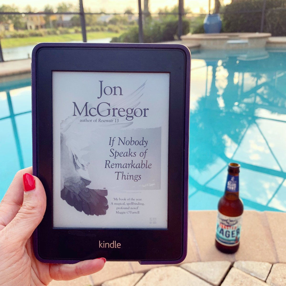 A round up of my #holidayreading It was a tough week, as you can tell #booklover