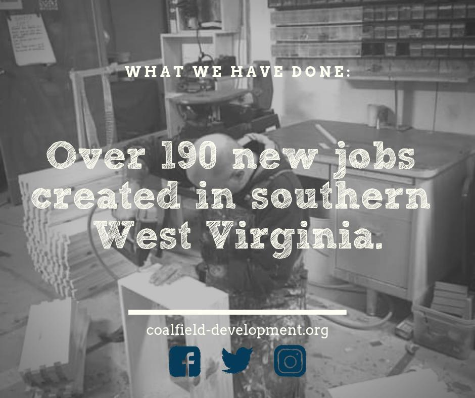 Creating employment for the previously out-of-work. #whatwehavedone #coalfield #fromthegroundup https://t.co/MES4vrbL9B