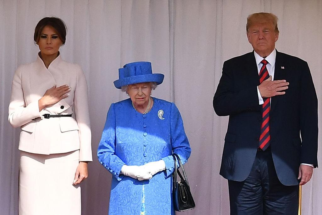 Donald Trump wont get to stay in Buckingham Palace during U.K. state Visit trib.al/ePZzukI