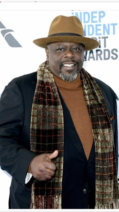 HAPPY 55TH BIRTHDAY Cedric The Entertainer!!!