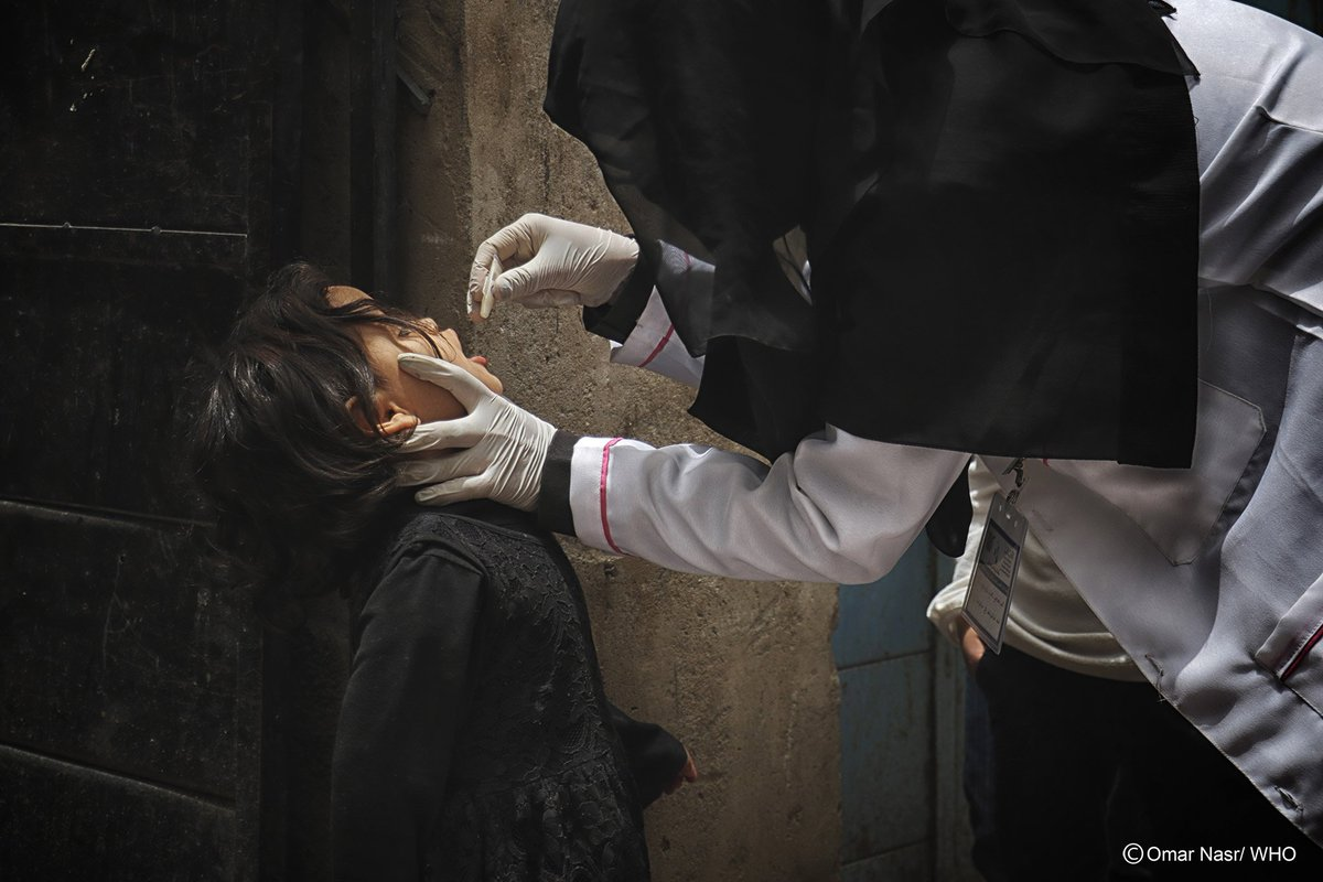 في #الإسبوع_العالمي_للتحصين، نشدد على أن اللقاحات: - آمنة - فعالة - أساسية في حماية المجتمعات من الأمراض المعدية #اللقاحات_فعالة #اليمن