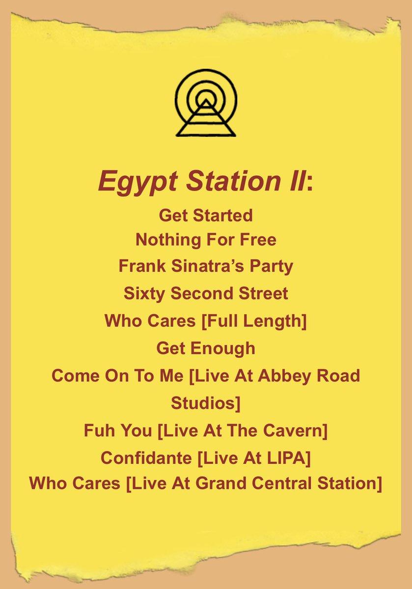 Resultado de imagem para Egypt Station - Explorer's Edition