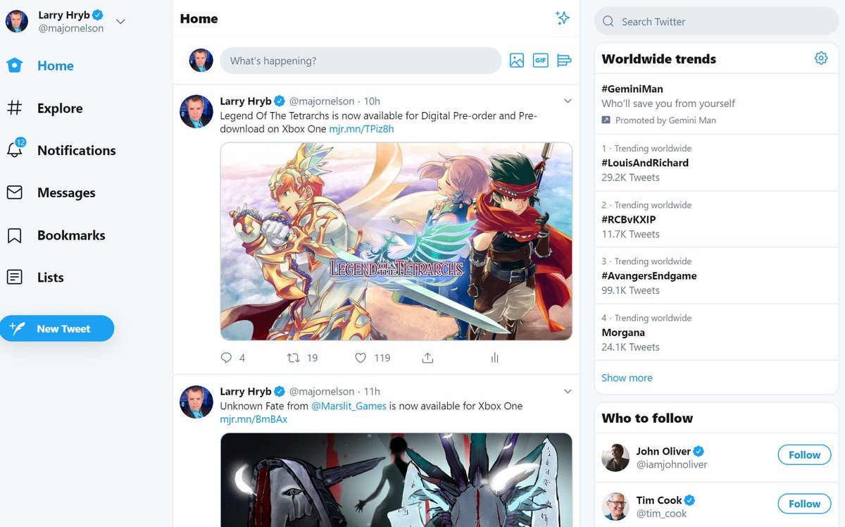 "I now have a new <a href=""https://twitter.com/Twitter"" rel=""nofollow"" target=""_blank"" title=""Twitter"">@Twitter</a> layout in my browser. Not sure about it. Yet. https://t.co/zcnEAPAks0."