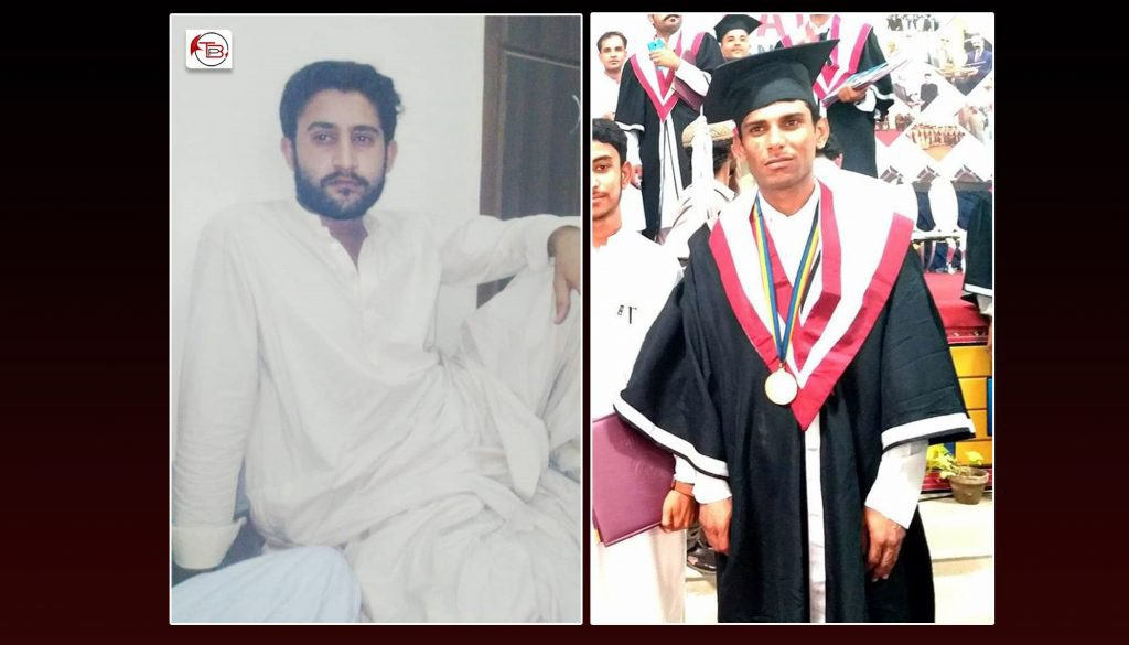 Entire world cares and so attentive about books day, while our book lover students are being killed and disappeared on daily basis. Recently two Baloch students from d/f areas of #Balochistan are arrested by state forces are identified as, Abdul Raziq  and Sheroz Baloch. @hrw @UN<br>http://pic.twitter.com/euFgdfOyHi