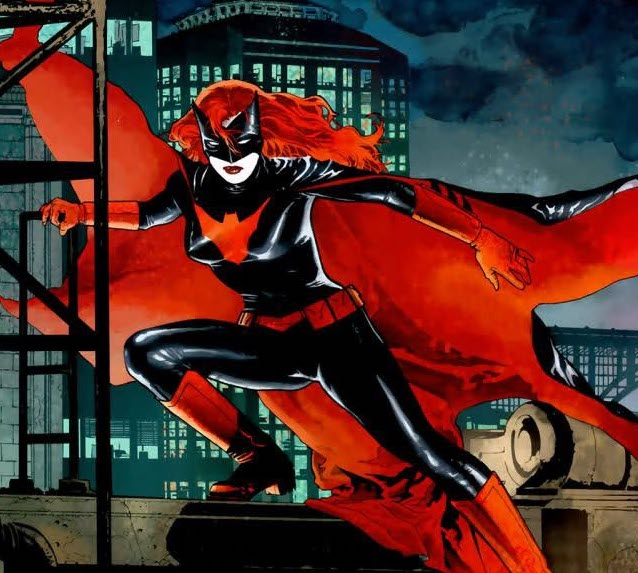 Oh hey I'm working on two new Batman Animated books for young readers and guess who's co-starring? BATWOMAN & BATWING. Their first time in print drawn in the classic Dini/Timm style! More details soon...