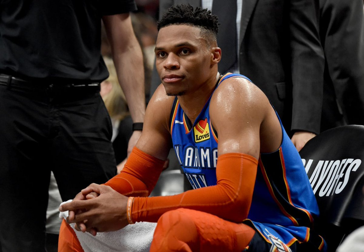 Column: Will it ever get any better for Russell Westbrook & the Thunder? @PostSports https://wapo.st/2VlSJPF