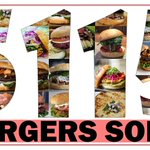 Image for the Tweet beginning: Extra, extra, over 5000 burgers!