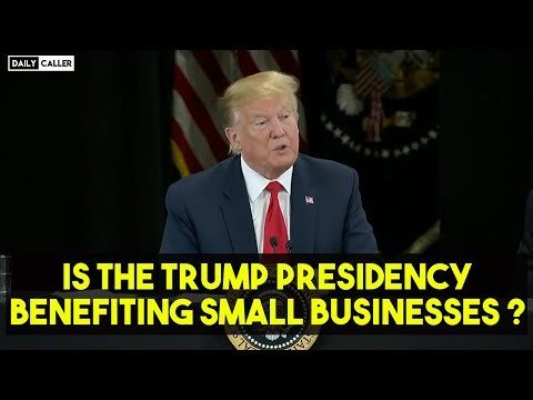 Here's How Trump's Policies Are Helping Small Businesses ==> http://www.mainwashed.com/2019/04/heres-how-trumps-policies-are-helping.html…
