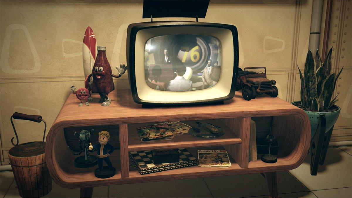 Fallout 76 camera