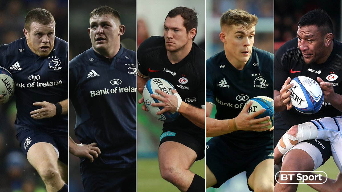 test Twitter Media - The five players shortlisted for EPCR European Player of the Year have been revealed:  🔵 Sean Cronin (Leinster) 🔵 Tadhg Furlong (Leinster) ⚫️ Alex Goode (Saracens) 🔵 Garry Ringrose (Leinster) ⚫️ Mako Vunipola (Saracens)  Who do you think deserves it? 🤔 https://t.co/ZRSV62ioaZ