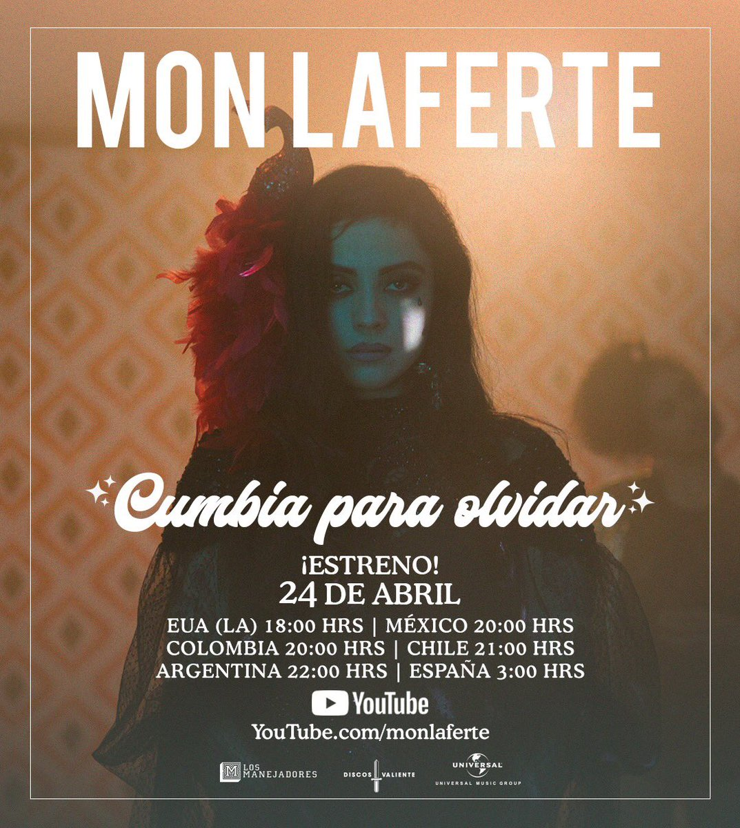MON LAFERTE's photo on #CumbiaMON