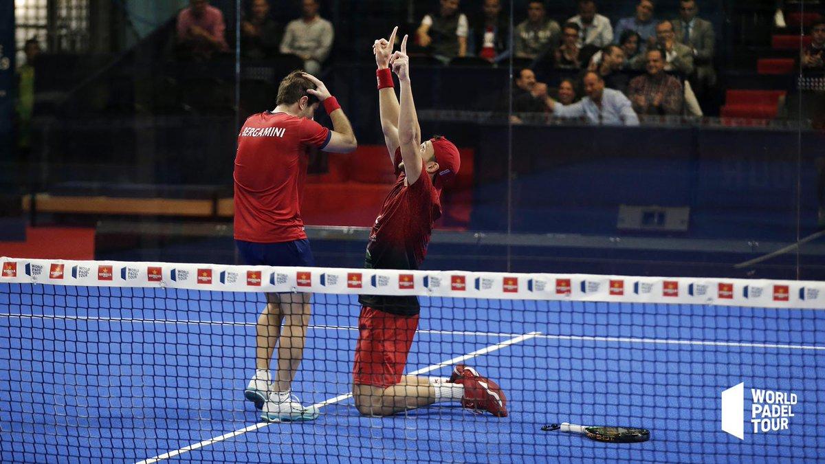 Los Lucas dieron la sorpresa en los dieciseisavos del Alicante Open