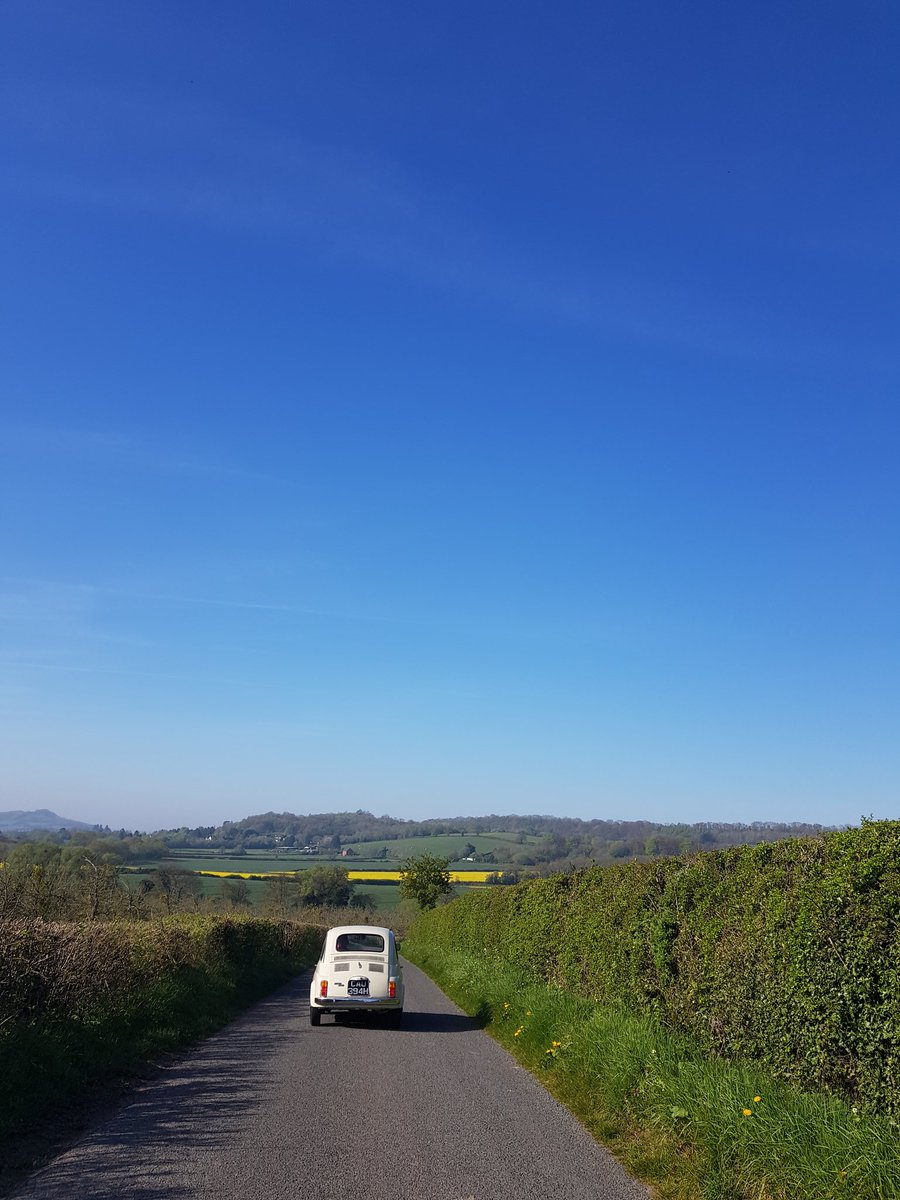 Where have the blue skies gone? We want them back!  #fiat500