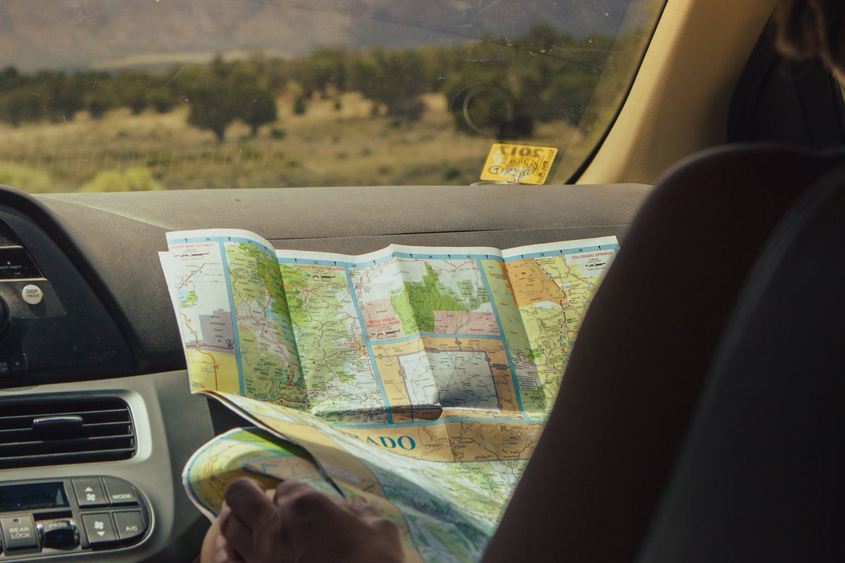 You really need a real (paper) map on your next road trip: http://crdrv.co/SR89G6a
