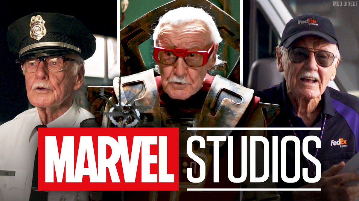 MCU Direct's photo on Stan Lee