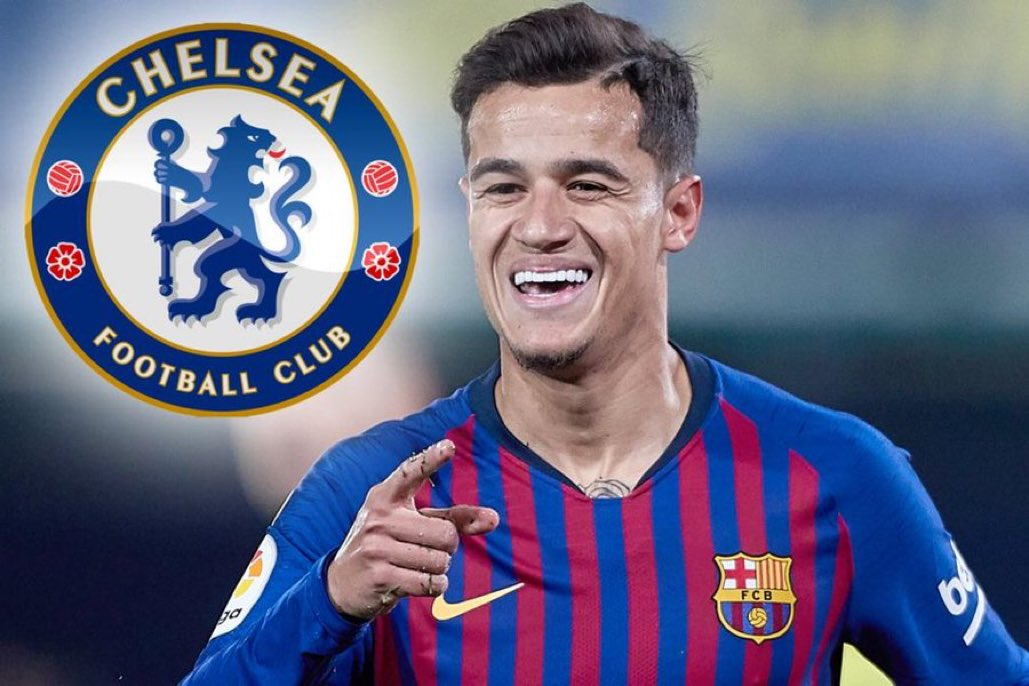 Diario Sport | Barcelona winger Phillipe Coutinho will sign for #Chelsea this summer if the transfer ban is lifted. #CFC <br>http://pic.twitter.com/qcXONwSUQf