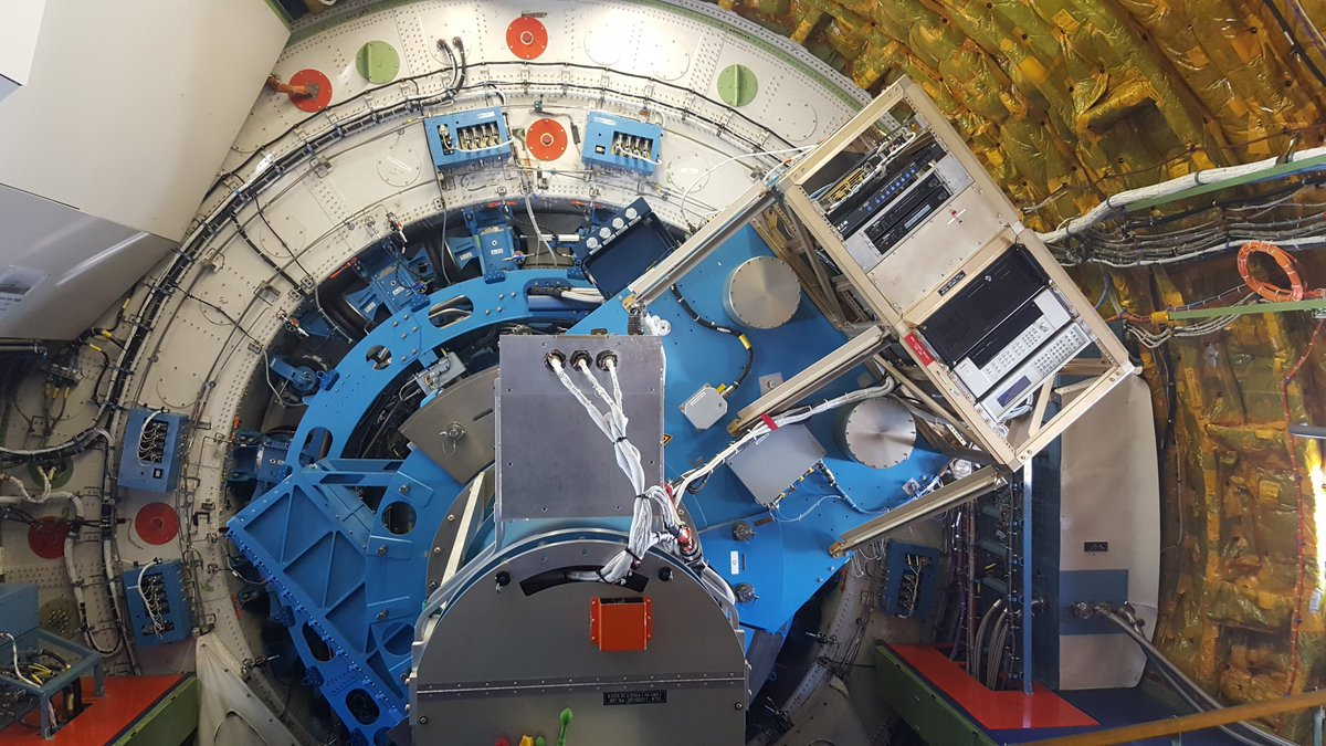 The amazing SOFIA will be collecting data tonight #NASASocial #NASA747 @NASA @NASAsocial @SOFIAtelescope @NASAArmstrong