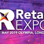 Image for the Tweet beginning: Come visit us @TheRetailEXPO event