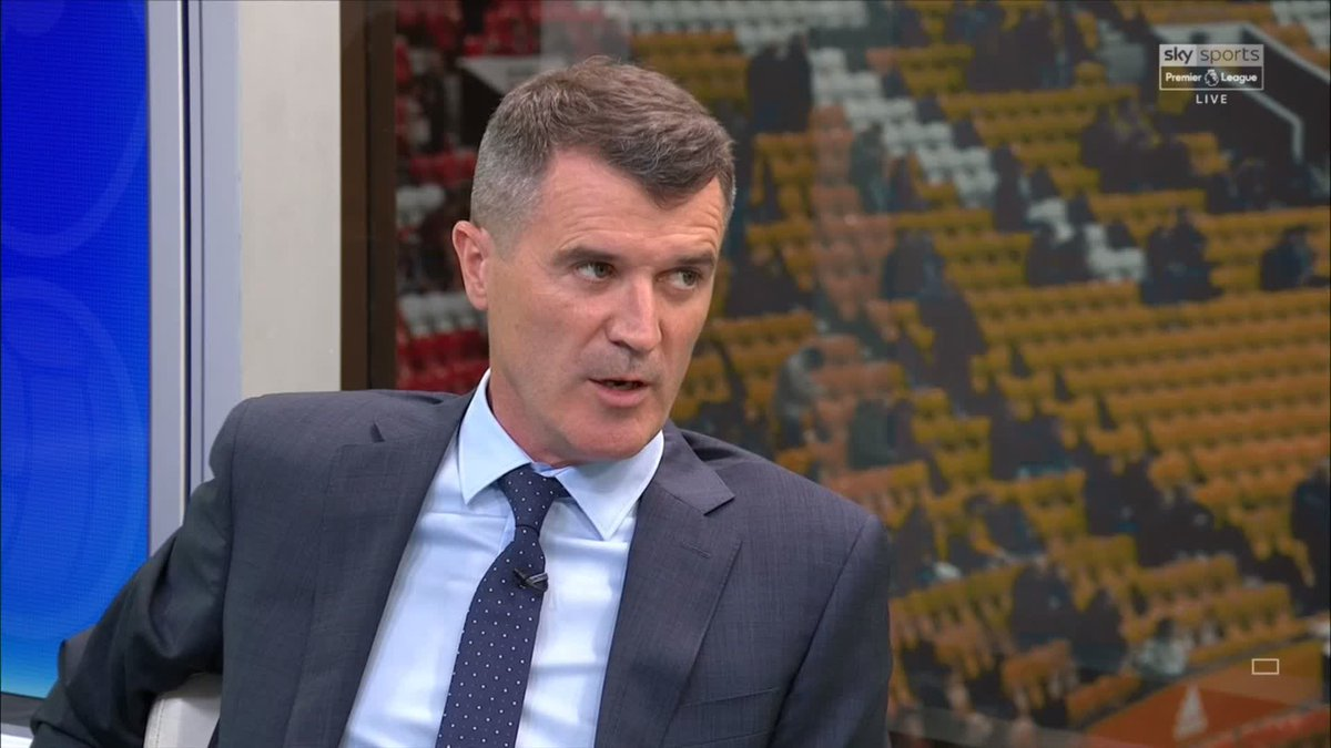 Sky Sports Premier League's photo on Roy Keane