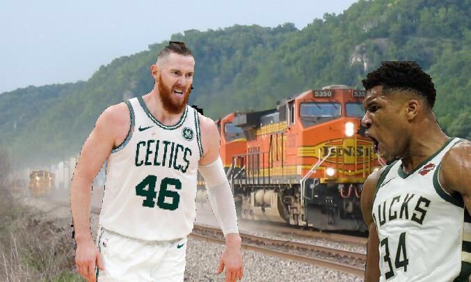 Aron Baynes Pain Train will arrive in Milwaukee this Sunday at 1:00 pm (eastern time)