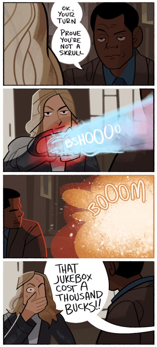 #MCURewatch Day 21 - CAPTAIN MARVEL <br>http://pic.twitter.com/6dHYto4Sfl
