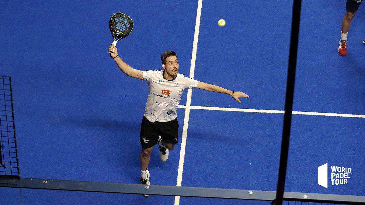 Josete Rico y Víctor Ruíz debutaron con victoria en los dieciseisavos del Alicante Open