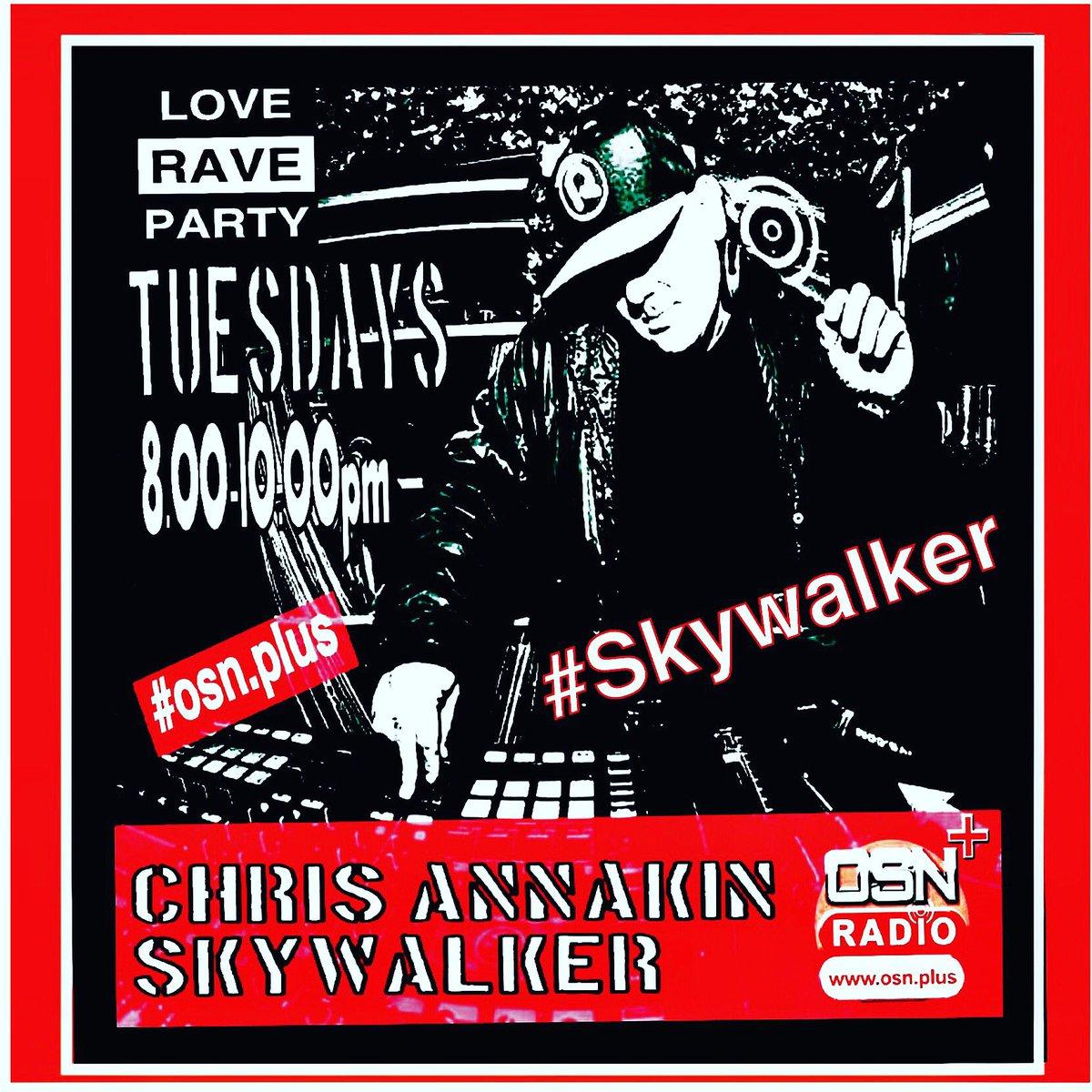 #one #love #rave #party #the #return #recording of last nights #live #90s #oldskool #house #radio #show #chris #anakinskywalker #skywalker #osnradioplus #manchester #uk #classic #trance #breakbeat #retro https://m.mixcloud.com/DJChrisAkin/chris-annakin-love-rave-party-osn-radio-plus-230419/…