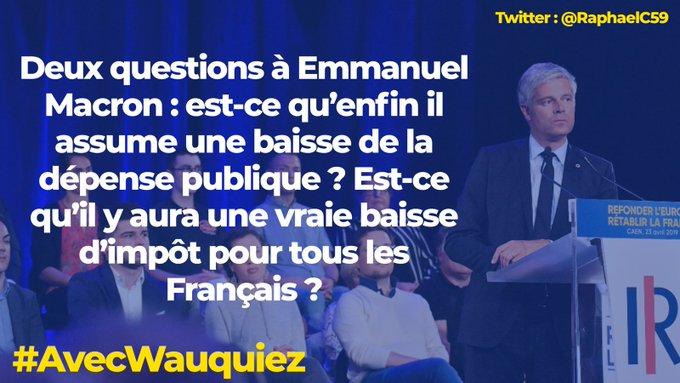 #AvecWauquiez Photo