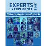 Image for the Tweet beginning: Experts by Experience gives voice