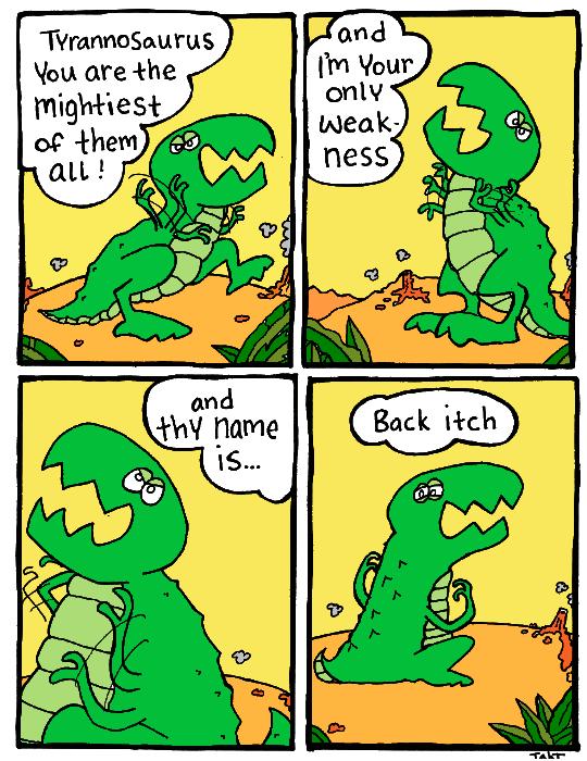 jurassic hacks... #funny #comic #dinosaur #comics #webcomics