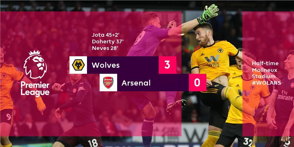 Premier League's photo on Wolves
