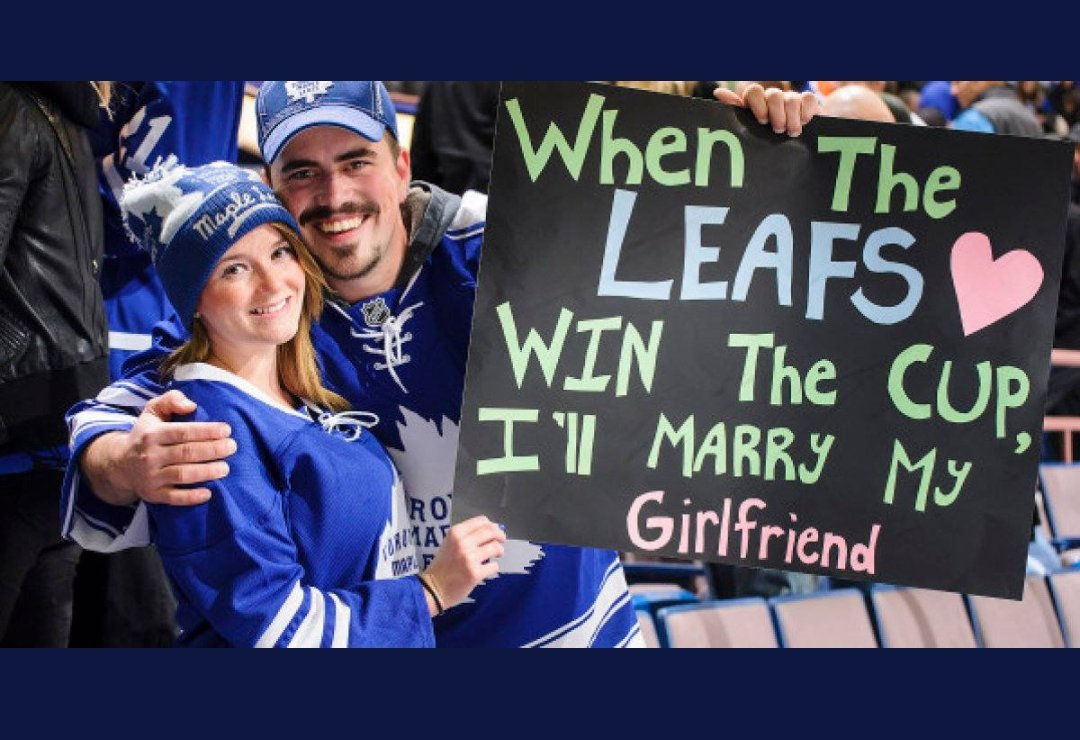 Kinda feel bad for the girl but at the same time this guy is a genius lol #NHLBruins