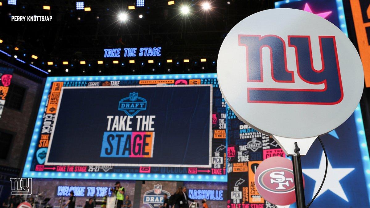 The stage is set. #NFLDraft 📍Nashville, TN
