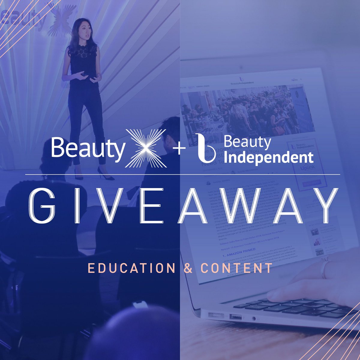7eeb626b157 ... retail execs about building a successful wholesale business, & 1 Annual  Subscription to Beauty Independent. Giveaway closes 4/26 at 6PM EST: ...