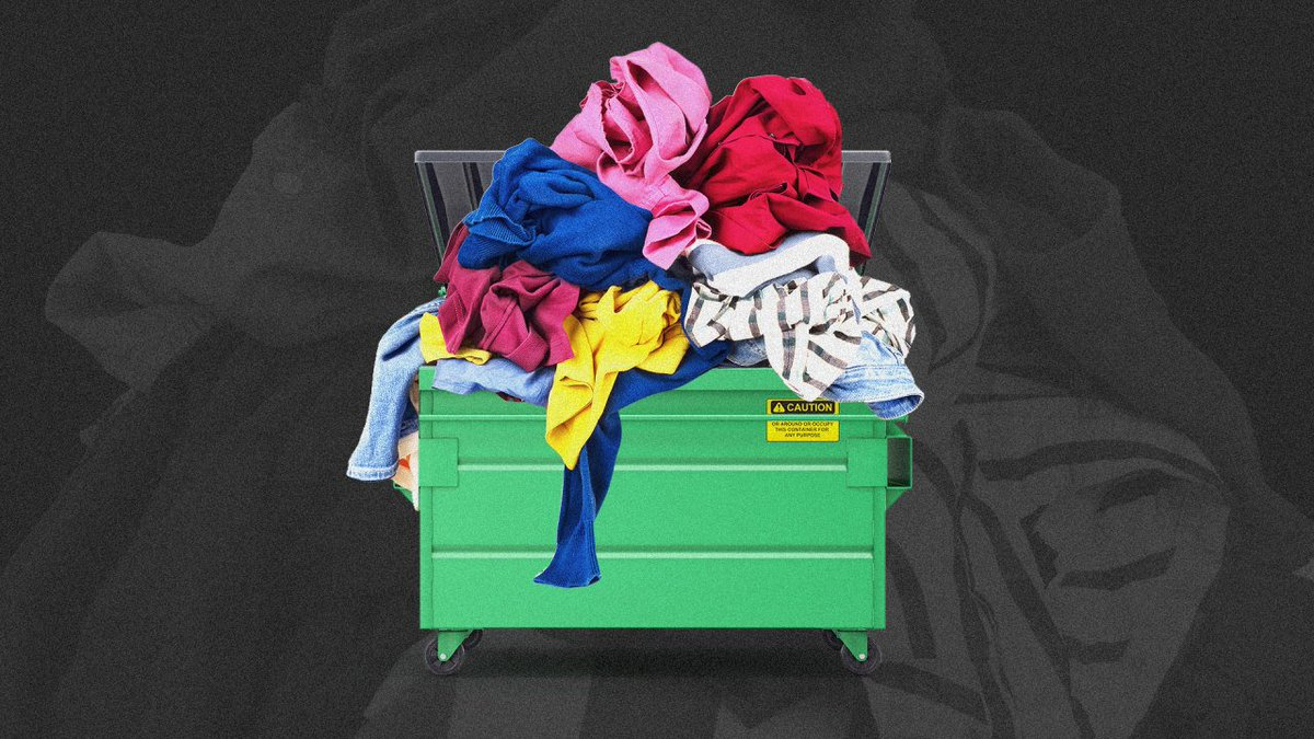 Americans send millions of tons of clothes to landfills each year. Now, New York City is launching a campaign to recycle its citizens' clothes before they reach the dump.  http://bit.ly/2IWyV0i #greentips  #ecoconscious  #mindfulliving #ecofriendly #renew  #reuse #greenliving